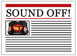 The Sound Off Blog