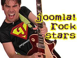 Joomla Rock Star